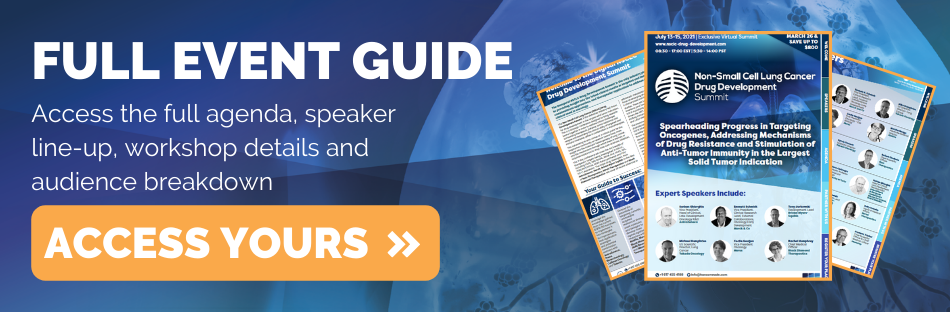 Non-Small Cell Lung Cancer Event Guide Banner